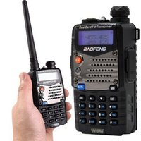 Wholesale Power Save Battery - Baofeng UV-5RA Handheld Dual Band Walkie Talkie 4W 1W High Low Power Switchable VHF UHF with Battery Saving
