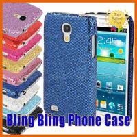 Wholesale Sparkle Battery - Rhinestone Glitter Bling Diamond Sparkle Back Case Mobile Cover For LG K7 G4 G5 Samsung J3 S7 Edge iPhone 7 6 6s Plus
