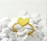 Wholesale Mini Cluster - 10   lot free shipping mini pixel thimble, women wholesale jewelry ring