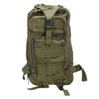 Wholesale Tactical Molle Assault Backpack - Tactical Assault Bag Backpack Molle Loop Army Green