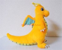 "Wholesale Wholesale Comics For Sale - New Sale Poke mon Plush Toy Dragonite 9"" Cute Collectible Soft Pika chu Charizard Stuffed Animal Doll Peluche For Children's Gift"