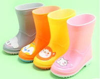 Wholesale Mid Calf Rain Boots - 2016 latest fashion children children boots, rain boots, boy rain boots, baby girl child fashion boots, water shoes.