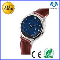 reloj smart оптовых-2016 новые дешевые водонепроницаемый IP55 Smart Watch Reloj Inteligente здоровье сна монитор цифровые электронные часы phonewatch