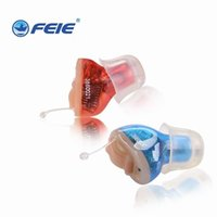 Wholesale invisible hearing aids - S-10A Manually Controlled Full Digital Invisible Hearing Aids dhl free shipping