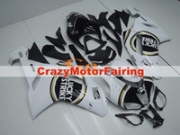 Wholesale Kawasaki Lucky - 3 Free gifts New Motorcycle Fairing kit for KAWASAKI Ninja ZX6R 07 08 ZX6R 636 2007 2008 TOP ABS Fairings set black white lucky 34