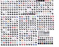 Wholesale Wholesale Visor Hats - DHL Free ship 1000+ New Football Snapback Hat Teams baseball snapback basketball Cap Men&Women Adjustable Cap sport Visors cap mixed order