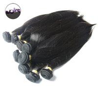 Wholesale Unprocessed Brazilian Hair 1kg - Straight Brazilian Virgin Hair Weave 10Pcs Unprocessed Brazillian Straight Human Hair Bundles 1kg Lot Straight Hair