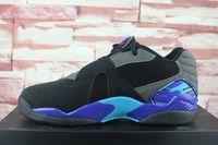 Wholesale Silk Black Cheap Lace Top - cheap air retro 8 mens low sport shoes viii 8s boy sneakers trainers online top quality aqua black purple free shipping