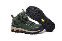Wholesale Brand Mountain Shoes - High Quality Unisex Hiking Men climb Shoes New Autumn Winter Brand Outdoor Mens Sport Cool Trekking Mountain Women Climbing Athletic Shoes