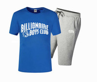 Wholesale c pants - Free Shipping s-5xl BBC T Shirts and pants Men Hip Hop C O Neck summer Tracksuits