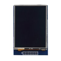 Wholesale Slot Module - Wholesale-LCD Modules Worldwide 1pcs 2.8 Inch TFT LCD Display Touch Screen Module with SD Slot For Arduino UNO