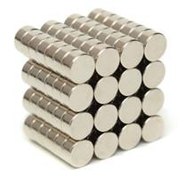 сильные магниты на редкоземельных магнитах оптовых-100шт N50 супер сильный диск магниты 6мм х 3мм редкоземельные неодимовые магниты