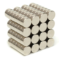 Wholesale Neodymium 6mm - 100pcs N50 Super Strong Disc Magnets 6mm x 3mm Rare Earth Neodymium Magnets