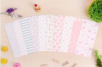 Wholesale korean invitations resale online - mixed New creative cute ROMANCE series envelope For Card Scrapbooking Gift Wedding Letter Invitations korean papelaria