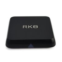 Atacado-Android TV Box RK8 RK3368 Android 5.1 DDR3 2G NAND Flash 8G HDMI 2.0 WIFI Bluetooth 4.0 Wifi Suport KODI Media Player Free Ship