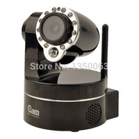 Wholesale Surveillance Outdoor Camera 3g - 1pcs 480p Surveillance camera,P2P IP,NIP-009OAM Vandal proof,CMOS Security network 12 IR LED light support for Iphone, 3G phone