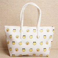 Wholesale Tassel Fashion Big Handbag - new famous designer pvc women's tote handbag fashion high quality big room shopping bag 18