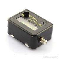 Wholesale Digital Tv Receptor - Satellite TV Receiver dvb t2 cccam cline satellite receiver satellite Finder receptor satellite digital SF001 dvb-t2 satfinder