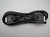 adaptador nissan obdii al por mayor-Para OBDSTAR Cable principal para X100 + X200 X300 X400PRO OBD 2 Cable de prueba Cables OBD-II OBDII Adaptador OBD2 OBD2 Conector OBDII
