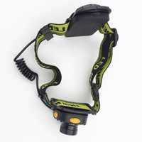 Wholesale Inductive Headlight Mode XPE LED Infrared Sensors Headlamp Lamp Torch Light For Camping Fishing Kid SOS USE