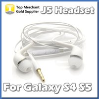 Wholesale Noodle Packaging - In-Ear Stereo Flat Noodle Earphone Headphone Headset With Mic & Remote Volume Control For Samsung Galaxy S4 S5 Note 3 Retail Package