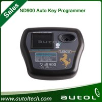 Wholesale Key Programming Machines - Wholesale-Wholesale transponder key programming machine ND900 Auto Key programmer