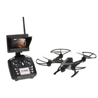 Wholesale Helicopters Images - JXD 509G RC Quadcopter Drones With 5.8G HD Drone Real Image Transmission Camera &LED Display Headless Mode Helicopters Toys +B