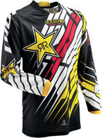 Wholesale Dh Sports - Locomotive Motocross motorcycle Downhill jersey ROCKSTAR running sports MX DH quick-drying bike racing bicycle riding t-shirts