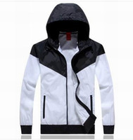 Wholesale Leopard Hooded S - Jogging Suits Sport  NWT Woman Sport Jacket Hooded Windbreaker Breathable and Warm BLK Large Sport Windbreaker
