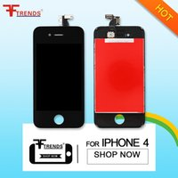 Wholesale Iphone Screen Low Price - wholesale low price Lcd for Iphone 4 4s Lcd On Sale discount bulk price Lcd for Iphone 4 4S Free Shipping Seller very cheap lcd for iphone