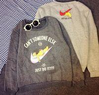 Wholesale Cashmere Hoodie Women - Top Quality New Casual Cotton Cashmere Sweatshirt Fashion Harajuku Girl Women Sweatshirt Moleton Feminino Hoodies Plus Size
