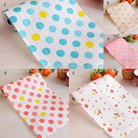 Wholesale  300cm Anti Slip Kitchen Cupboard Liners Mat Roll Drawer Liner  Table Pat 5 Types