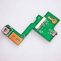 Wholesale Asus Power Board - Wholesale-New DC POWER JACK SWITCH BOARD Replacement Parts FOR ASUS N53JQ N53SV N53JF N53JN N53SN Repair Part High Quality Free Shipping