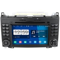 Wholesale Vito Dvd - Android 4.4 System Car DVD GPS Headunit Sat Nav for Mercedes Benz Vito 2006 - 2012 with S160 Car Radio