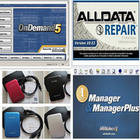 Wholesale Drive Update - Best All data repair software Alldata 10.53 + Mitchell Ondemand + Mitchell Manager Plus in 750G full new hard drive