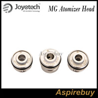 Wholesale joyetech qcs coil for sale - Group buy Joyetech Ultimo Coil MG Clapton Coil ohm MG Ceramic ohm MG QCS ohm Replacement Atomizer Head for Ultimo Tank Original