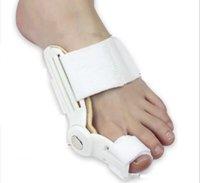 ingrosso grandi bunioni di raddrizzamento del piede-1 pz Alluce Valgo New Big Toe Borsite Splint Raddrizzatore Correttore Pain Relief per Unisex