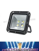 Wholesale Out Door Lamp - 5x Epistar LED COB flood light project lamp 20W 30W 50W 100W 150W 200W out door water proof lighting AC85-265V LLFA