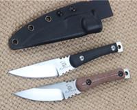 boker nouveaux couteaux achat en gros de-La nouvelle rue des travailleurs couteau droit survie en plein air camping chasse knife1pcs livraison gratuite