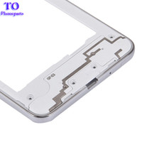 Wholesale frame galaxy grand online – custom Middle Frame Bezel Housing Cover Case with Side Butoon For Samsung Galaxy Grand Prime G530 G531 Replacement Par