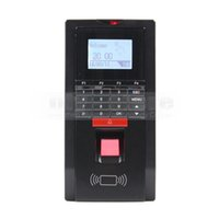 Wholesale Rfid Tcp Ip - Biometric Fingerprint Access Controller And Attendance TCP  IP With RFID ID Card Reader Password Keypad + USB