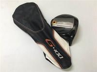 Wholesale Head Driver - Brand New Golf Clubs G400 Driver G400 Golf Driver 9 10.5 Lofts Graphite Shaft Regular&Stiff Flex With Head Cover