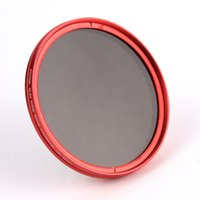 Wholesale 58mm Nd Filters - Quality Hot Products!Fotga 58mm Slim fader ND lens filter adjustable variable neutral density ND2 to ND400