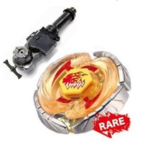 4D Beyblade Metal Fight regalo BB60 Terra Vergine GB145BS Natale Giocattoli Beyblade + L-R Starter Launcher + Hand Grip
