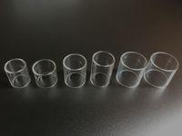 Wholesale Mini V2 2ml - Replacement Pyrex glass tube for Plato Atlantis v2 Atlantis evo 2ml 4ml Triton 2 mini nautilus x 2 Cleito 120 Sleeve Tubes DHL
