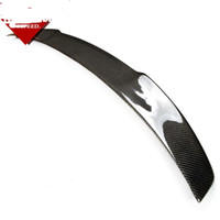 Wholesale stock Fit for AUDI S3 A3 S3 carbon fiber rear spoiler