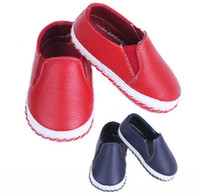 Wholesale Wholesale Work Shoes - New Infant Toddler Baby Walking Shoes Handmade Work Embossed Genuine Leather Patchwork Elastic Band Anti-slip Anti-friction Soft Sole 0-12M