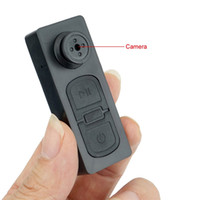 Wholesale Dvr Button Spy Camera - 720P Mini Button Pinhole Spy Hidden Camera DVR Camcorder Video Recorder
