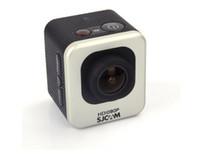 Wholesale Mini Lens Fixed - Original SJCAM M10 WiFi Cube Mini Full HD Action Sport Camera 30M Waterproof + 6G Glass Lens + NTK96650 chipset + AR0330 Sensor
