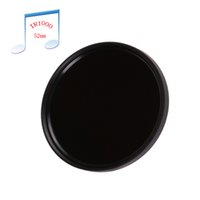 Wholesale Red Filter 52mm - 52mm 52 mm Infrared Infra-red IR Pass X-Ray Lens Filter 1000nm Optical Glass